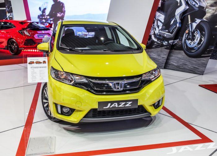 Co wspólnego mają ze sobą nowa Honda Jazz i Formuła 1?